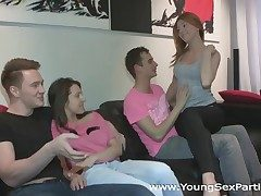 Young Sex Parties - Making out welcome regarding decide sex