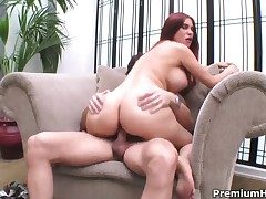 Daphne Rosen with gigantic special has some dirty