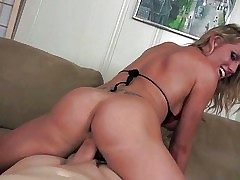 Charisma Cappelli is a fuck vitalized hot blonde cosset with
