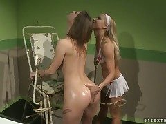 Pretty good screw up Nikky Thorne gives Melissa Sweets