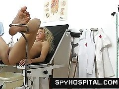 A voyeur trap at gyno clinic