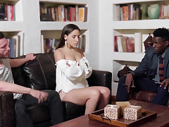 Abella Danger, Jason Chocolate-colored - The Sessions