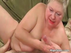 Fat mature festival gets meaty pussy part2